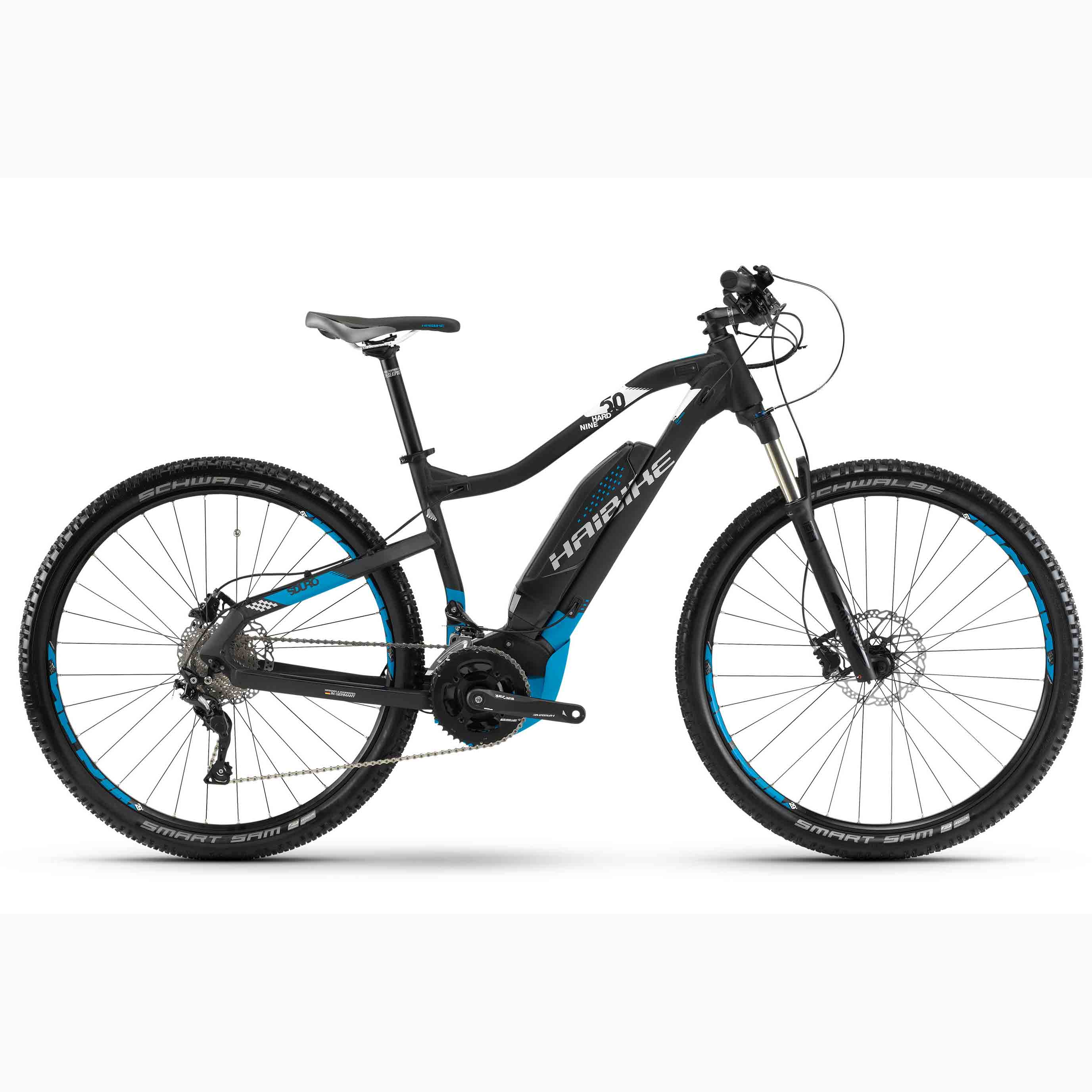 Фото Велосипед Haibike SDURO HardNine 5.0 29″ 500Wh, рама 50см, 2018