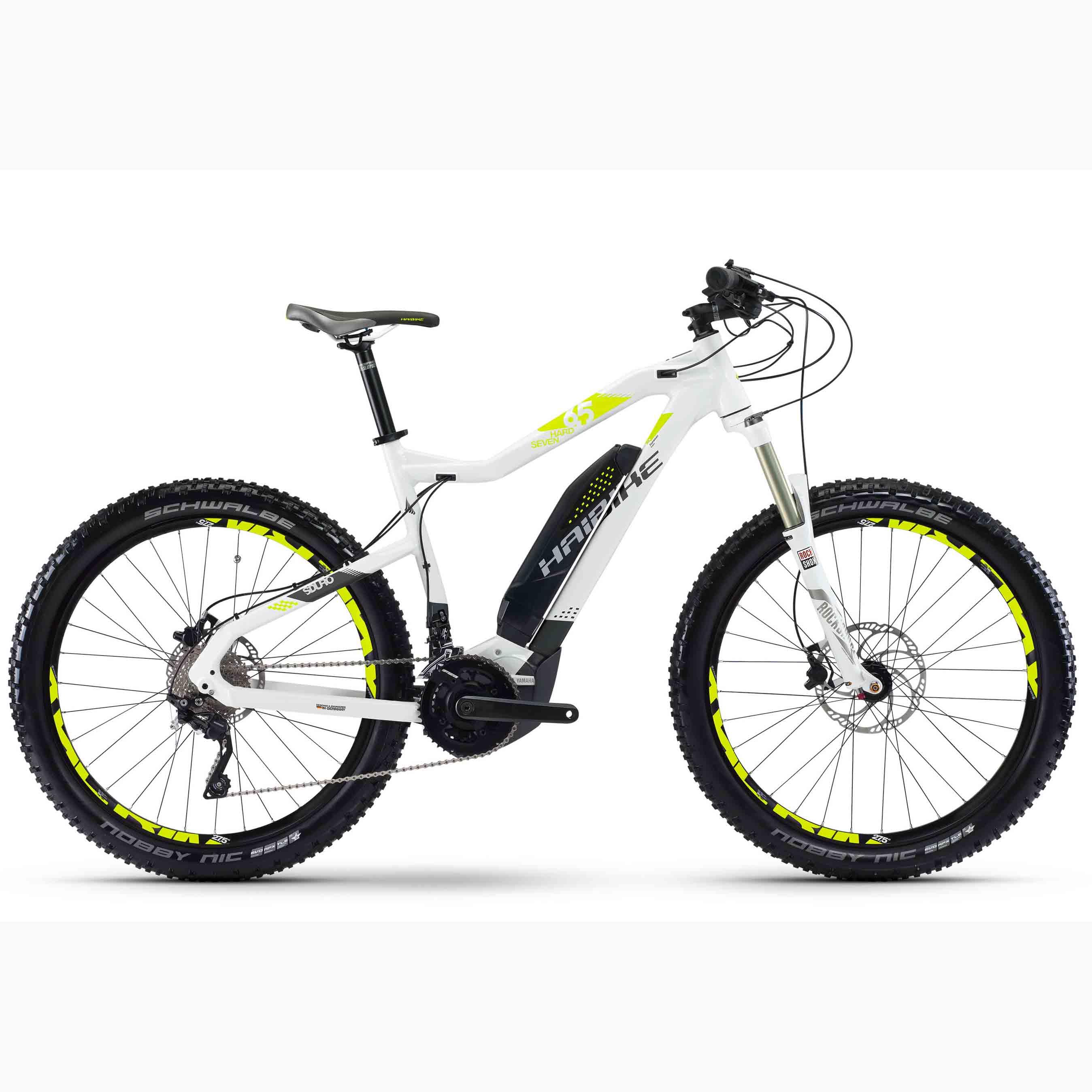 Фото Велосипед Haibike SDURO HardNine 6.5 29″ 500Wh, рама 45см, 2018