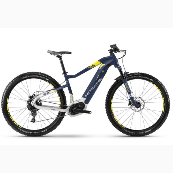 """Фото Велосипед Haibike SDURO HardNine 7.0 29"""" 500Wh, рама 48см, 2018"""