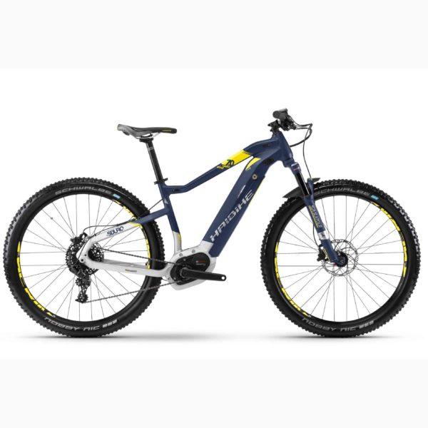"Фото Велосипед Haibike SDURO FullSeven 7.0 27,5"" 500Wh, рама 44см, ход:120мм, 2018"