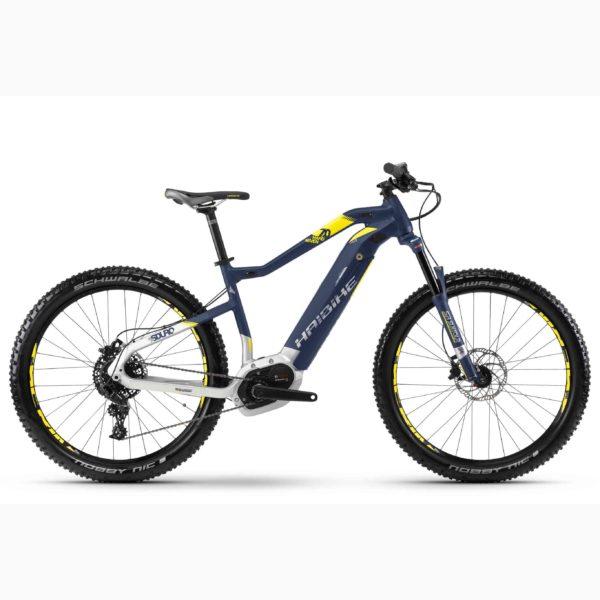 """Фото Велосипед Haibike SDURO HardSeven 7.0 27,5"""" 500Wh, рама 48см, 2018"""