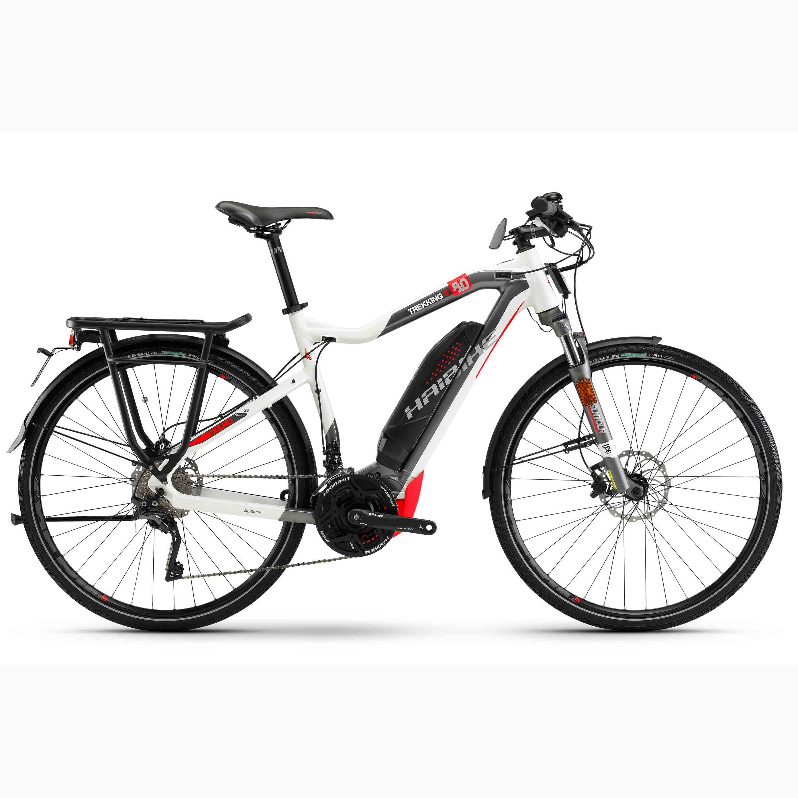 Фото Велосипед Haibike SDURO Trekking S 8.0 28″ 500Wh 45км/ч, рама 56см, 2018