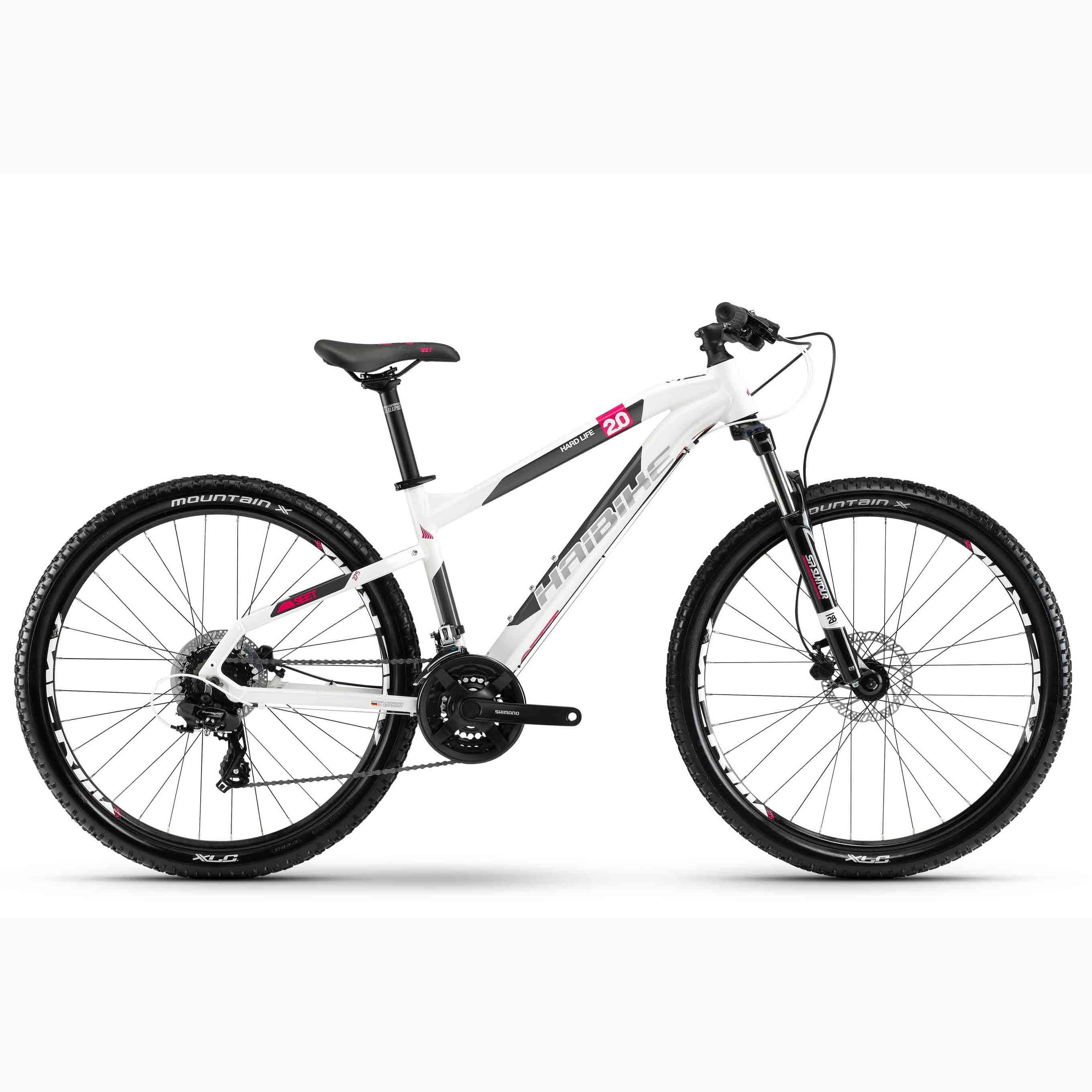 Фото Велосипед Haibike SEET HardLife 2.0 27,5″, рама 35см, 2018