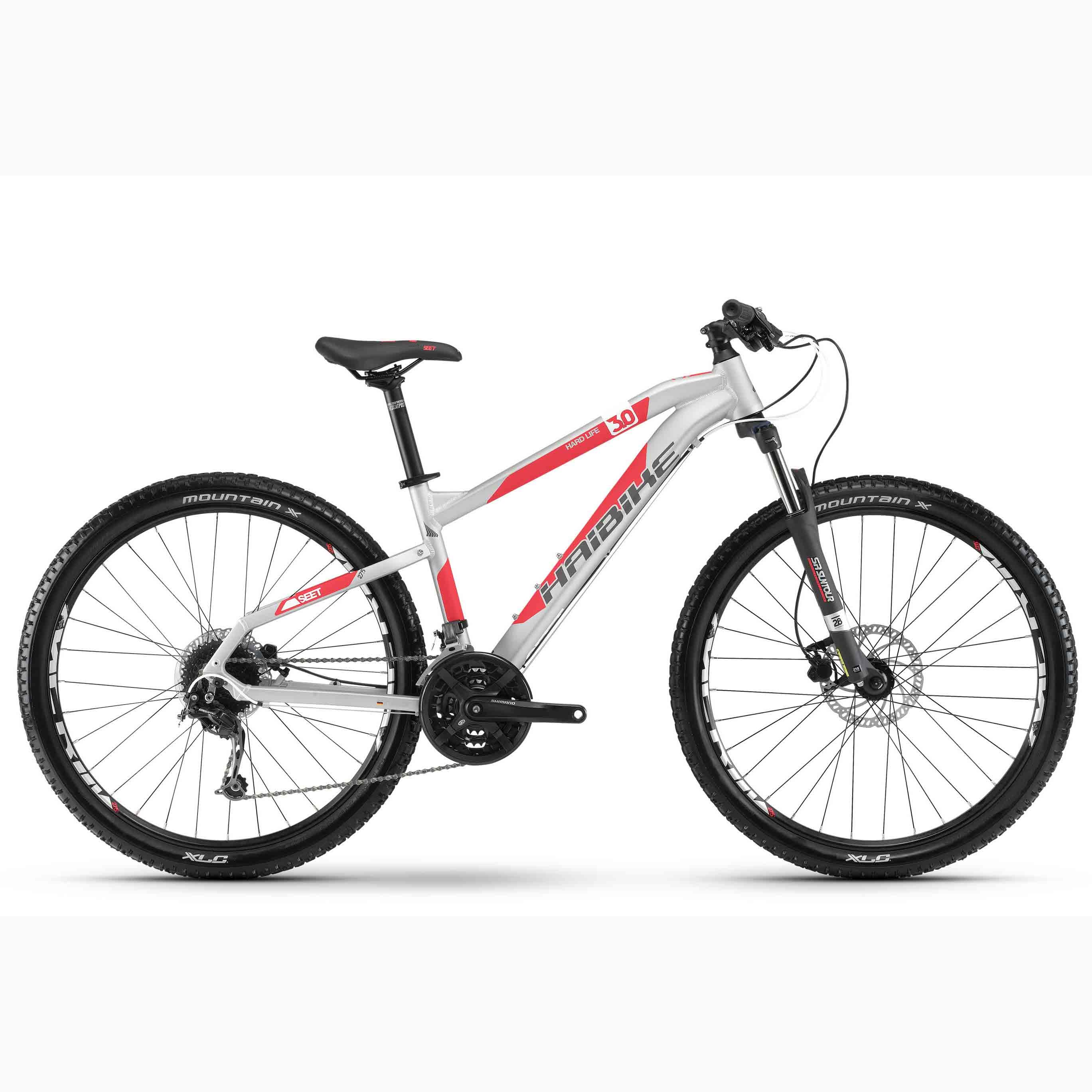 Фото Велосипед Haibike SEET HardLife 3.0 27,5″, рама 45см, 2018
