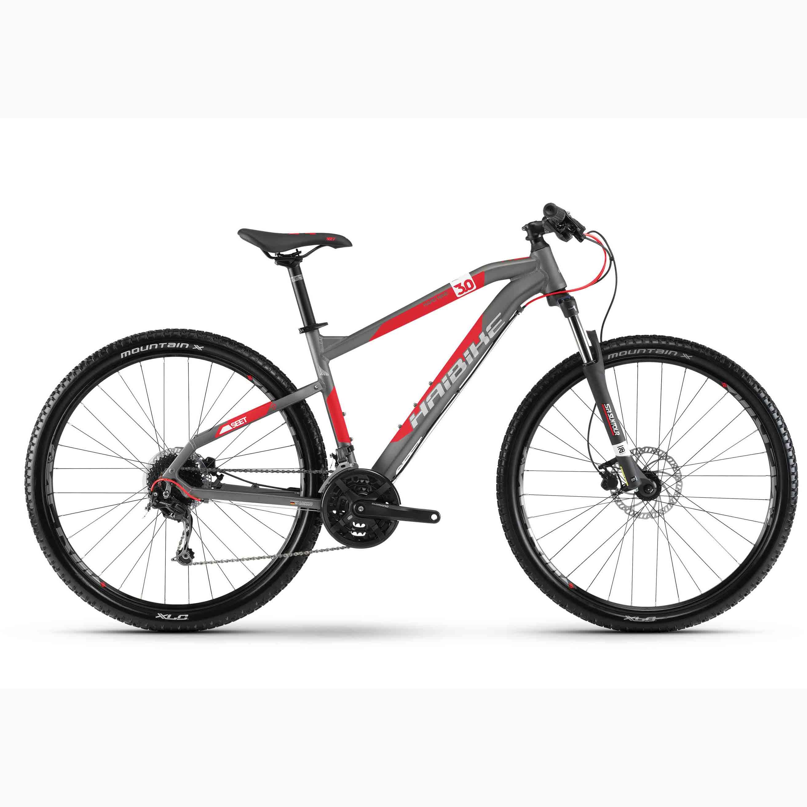 Фото Велосипед Haibike SEET HardNine 3.0 29″, рама 45см, 2018