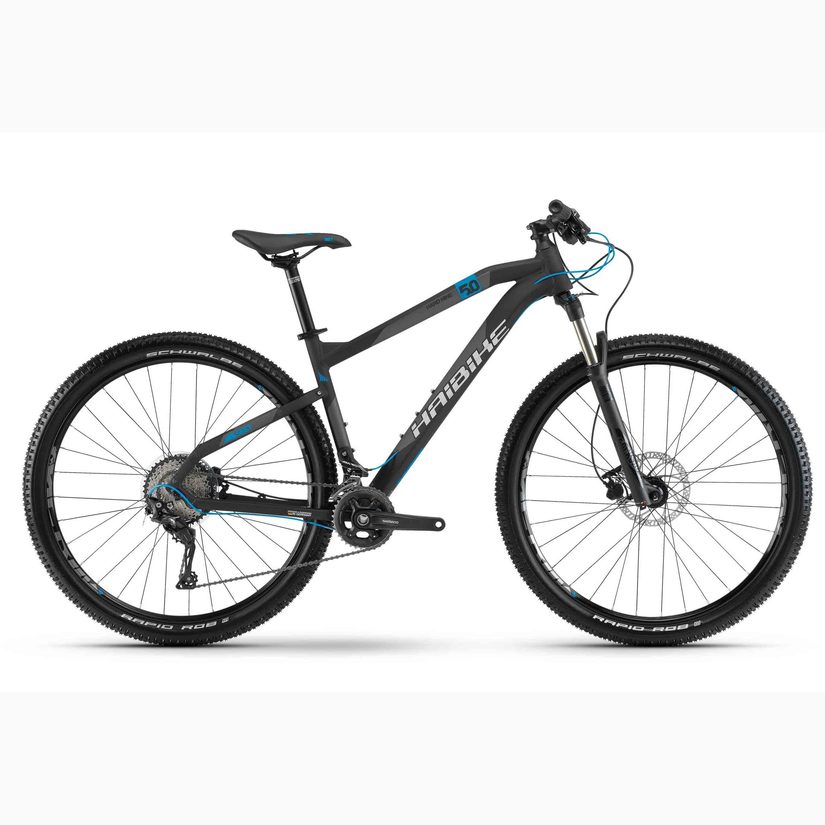 Фото Велосипед Haibike SEET HardNine 5.0 29″, рама 45см, 2018