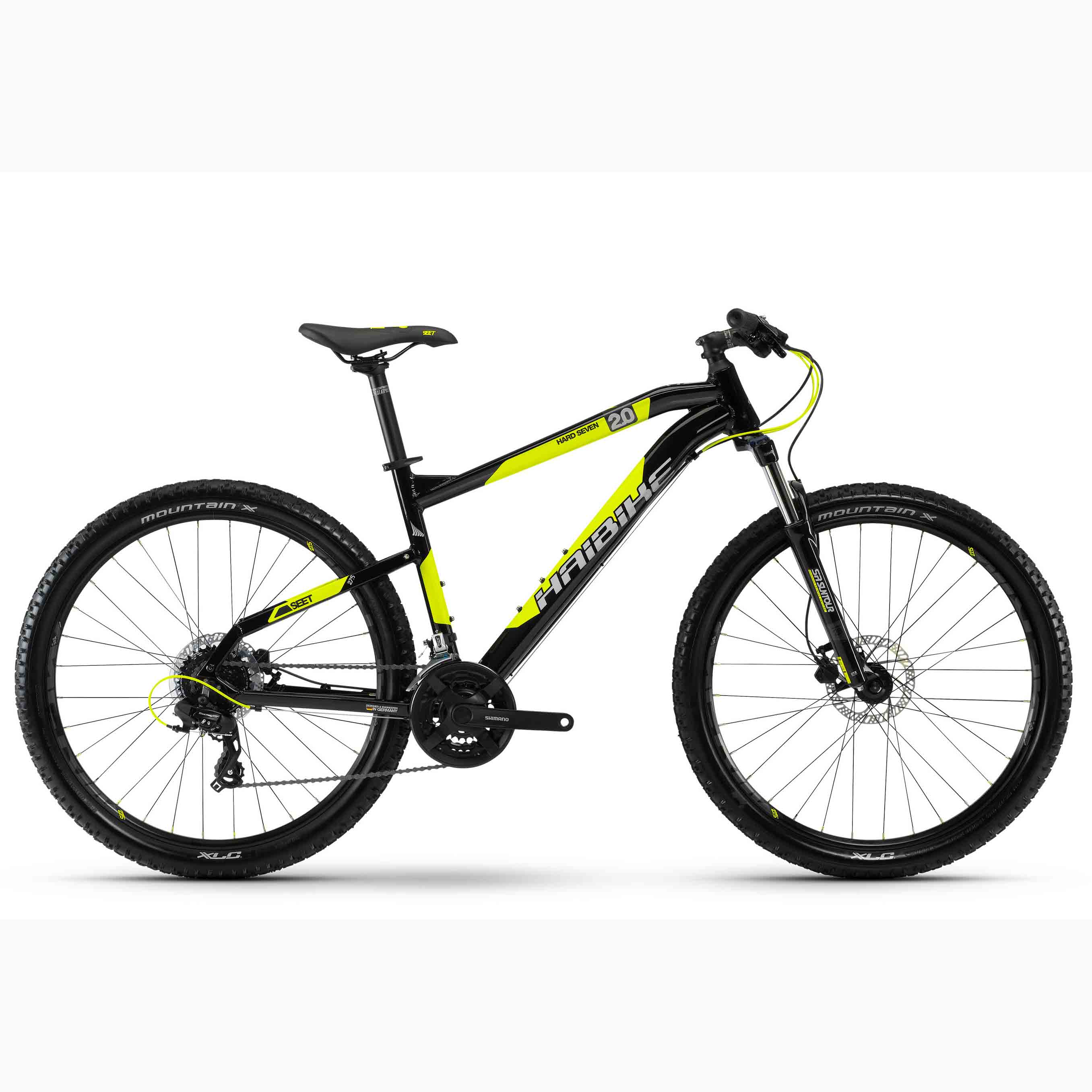 Фото Велосипед Haibike SEET HardSeven 2.0 27,5″, рама 50см, 2018