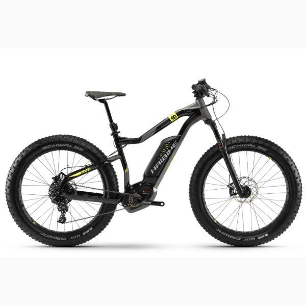 "Фото Велосипед Haibike SDURO FullSeven LT 4.0 27,5"" 400Wh, рама 48см, ход:150мм, 2018"