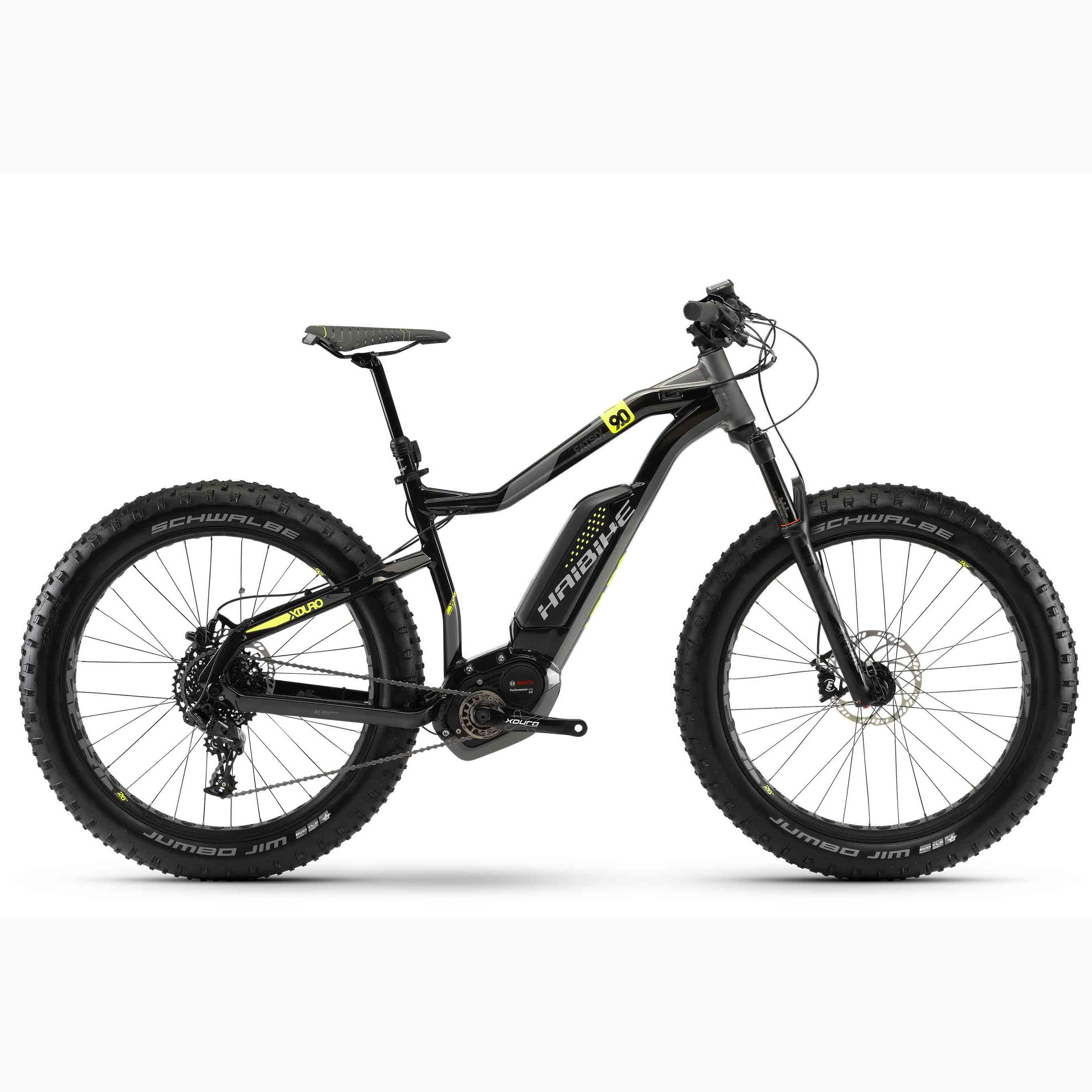 Фото Велосипед Haibike SDURO FullSeven LT 4.0 27,5″ 400Wh, рама 48см, ход:150мм, 2018