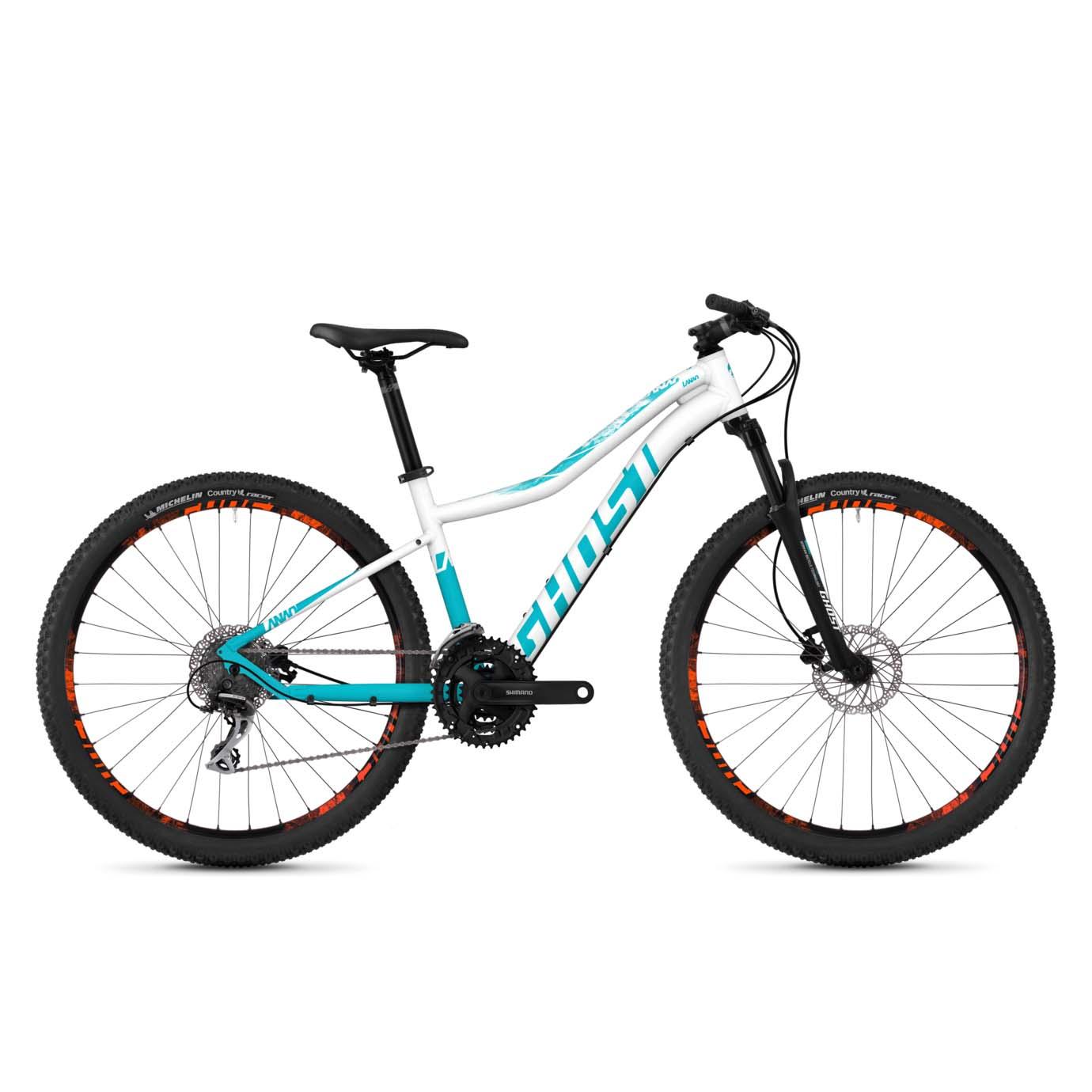 Фото Велосипед Ghost Lanao 2.7 27.5″  ,  рама S, 2019