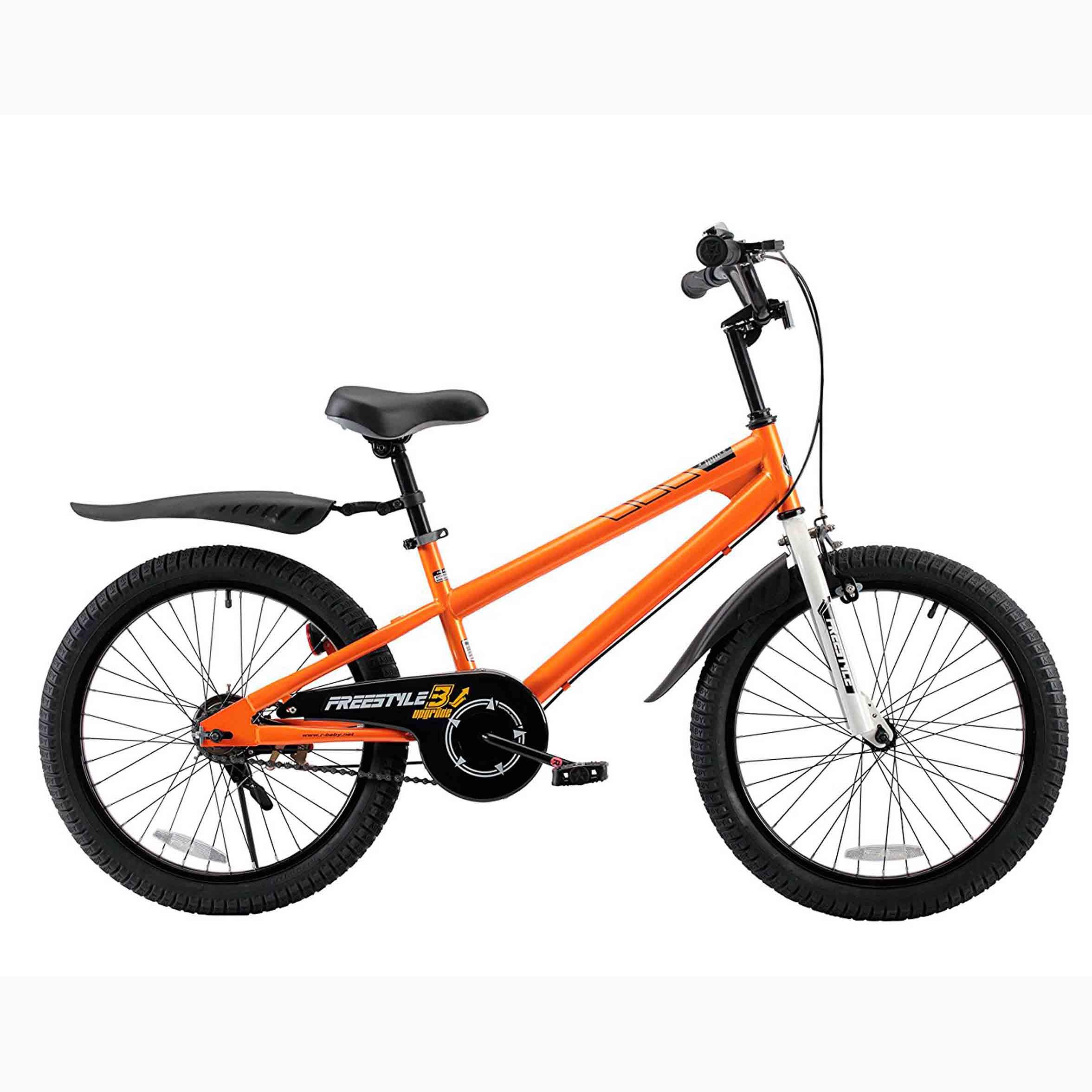 Фото Велосипед RoyalBaby FREESTYLE 20″, оранжевый