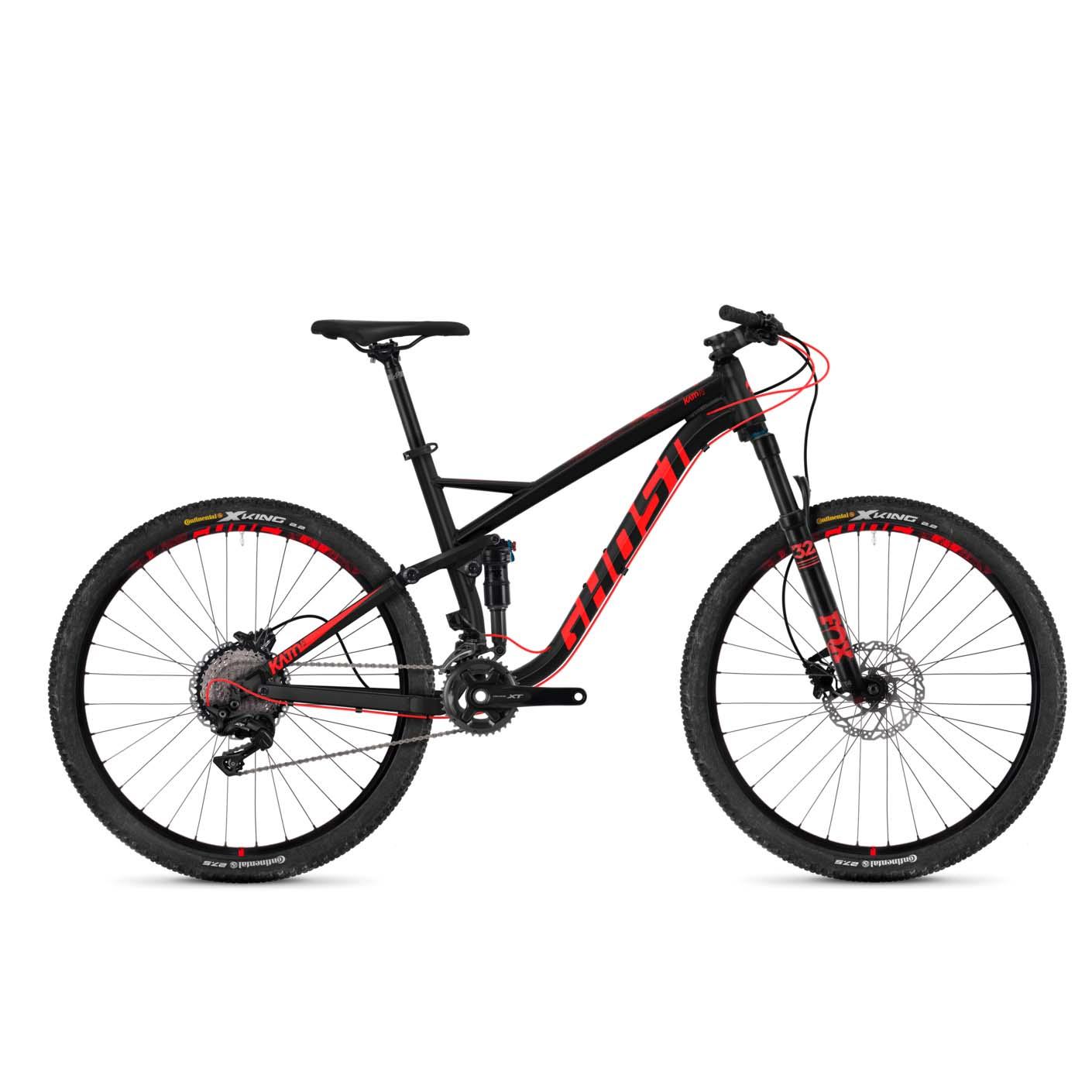 Фото Велосипед Ghost Kato FS 5.7 27.5″ , рама  M, 2019