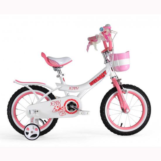 Фото Велосипед RoyalBaby JENNY GIRLS 16″, розовый