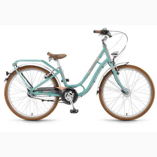 """Фото Велосипед Winora Lilou 24"""" 3s Nexus, рама 32см, 2018"""