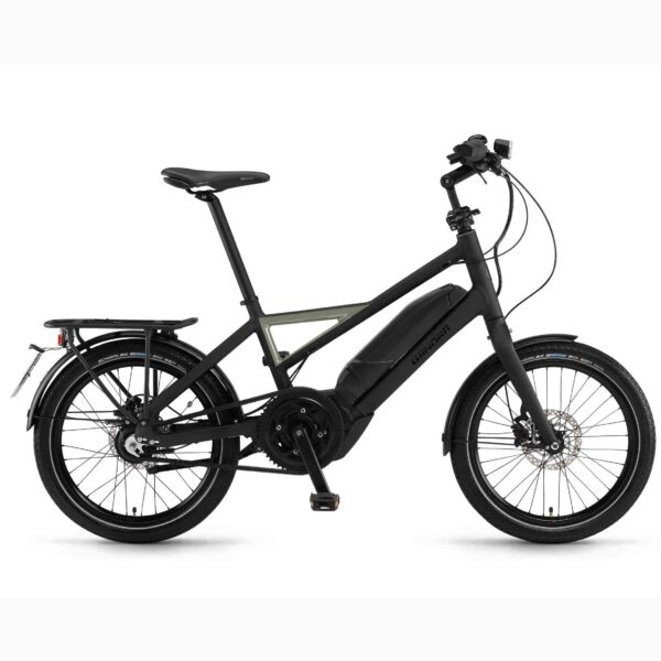 "Фото Велосипед Winora Radius Speed 20"" 500Wh 45км/ч, рама 35см, 2018"