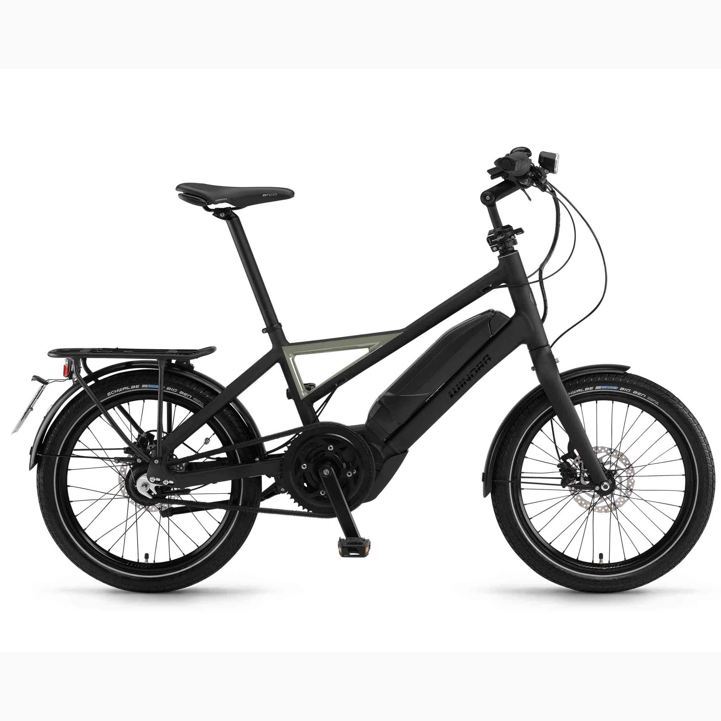 Фото Велосипед Winora Radius Speed 20″ 500Wh 45км/ч, рама 35см, 2018