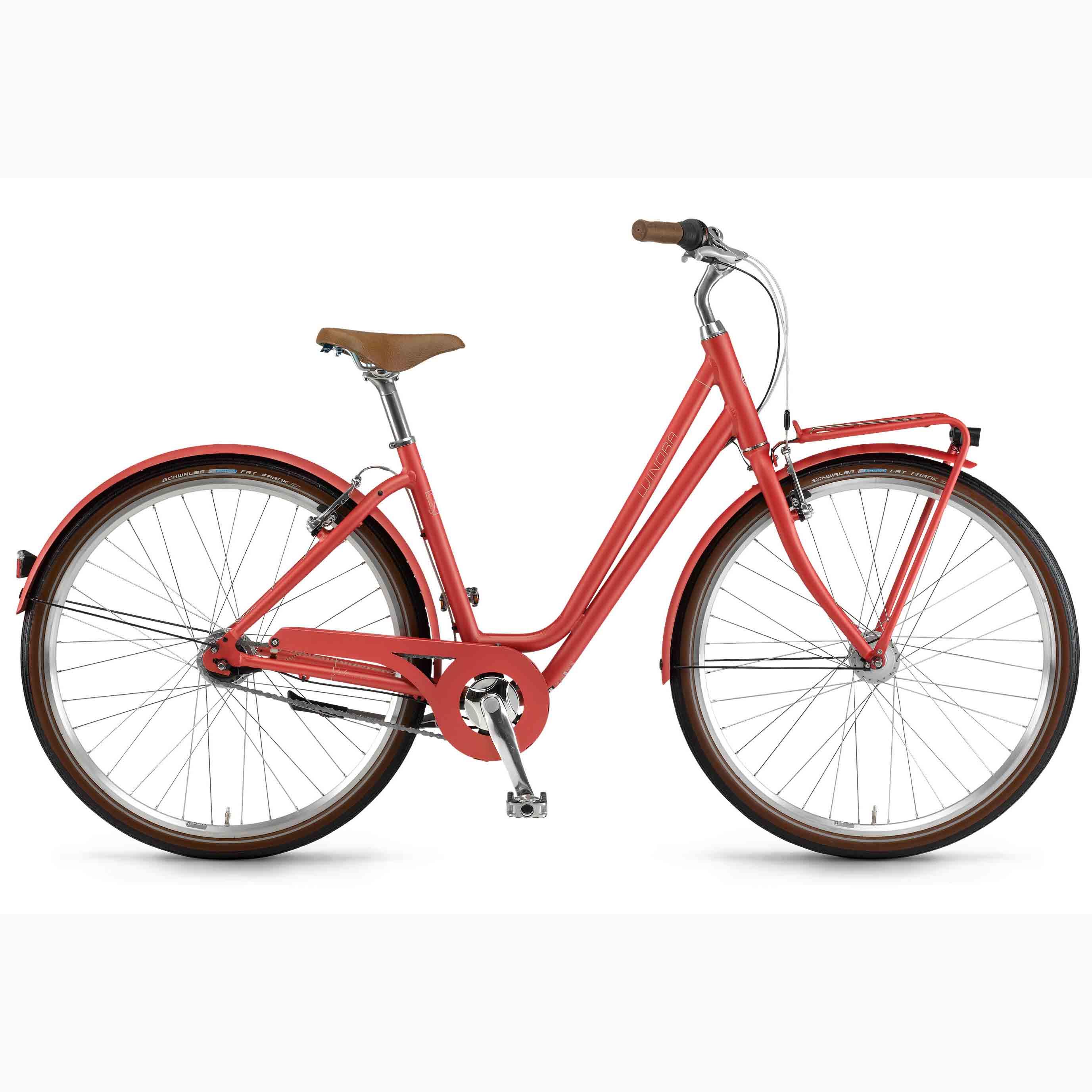 Фото Велосипед Winora Jade FT 28″ 7s Nexus, рама 48см, 2018