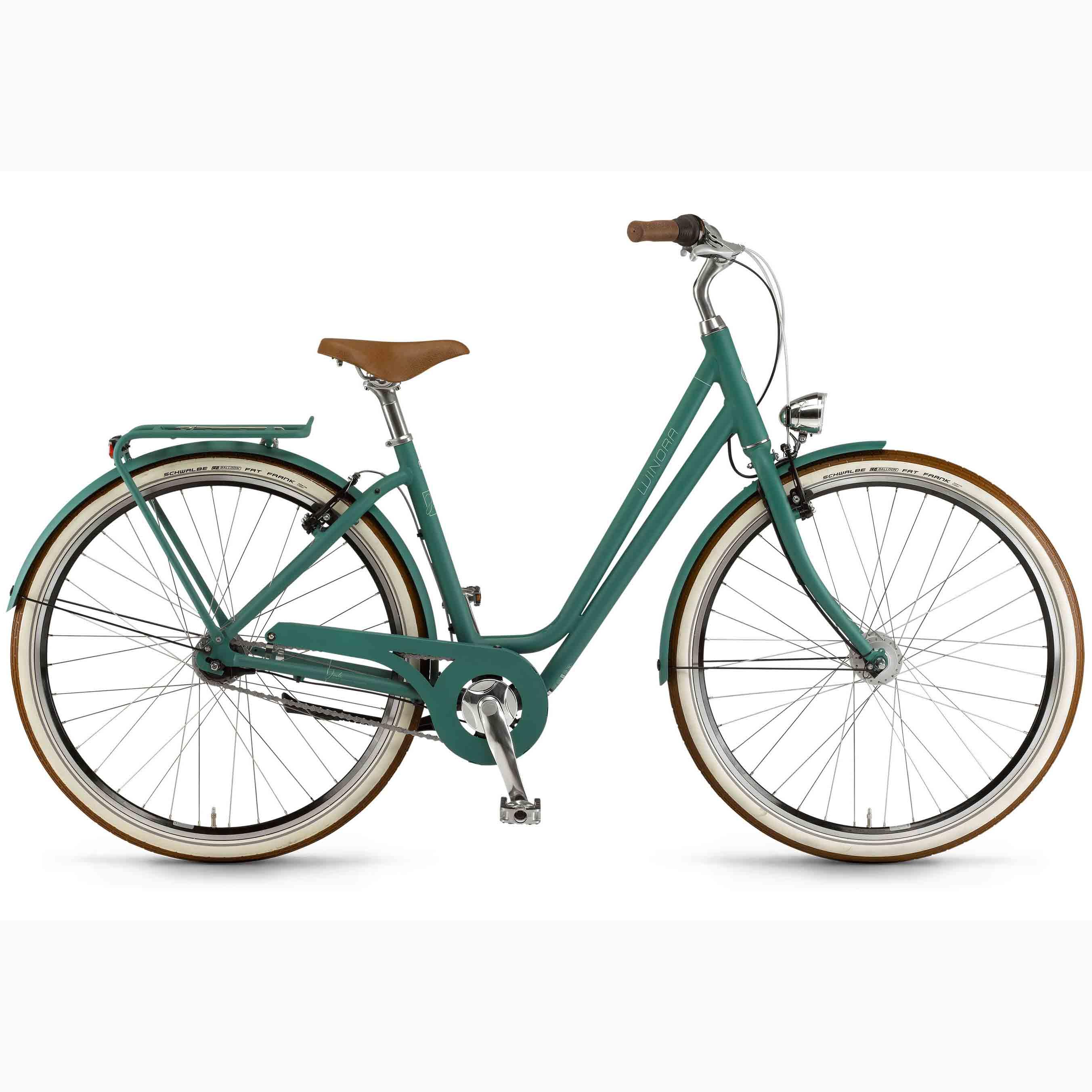 Фото Велосипед Winora Jade 28″ 7s Nexus, рама 48см, 2018