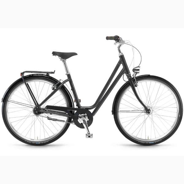 """Фото Велосипед Winora Jade 28"""" 7s Nexus, рама 48см, 2018, темно-серый"""