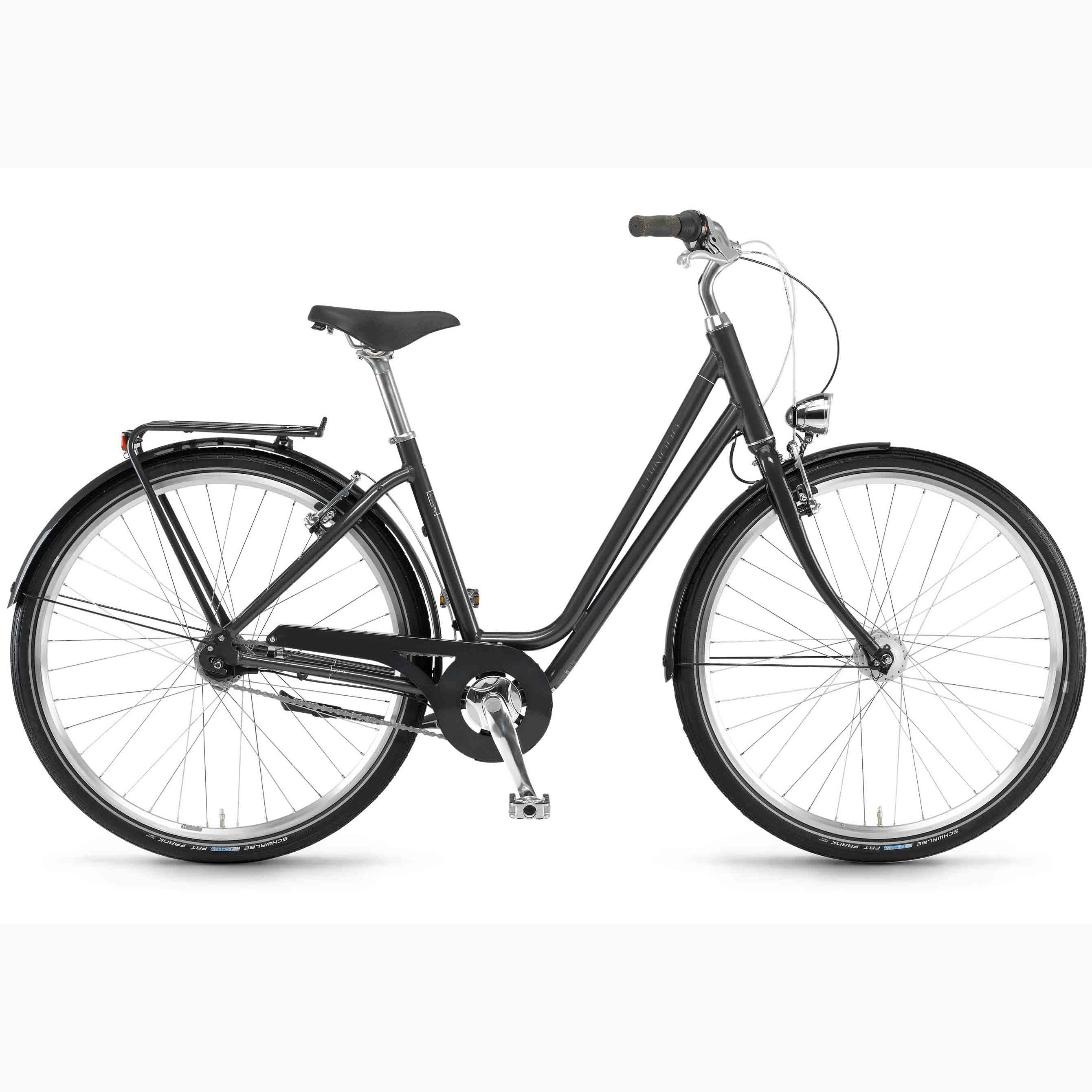 Фото Велосипед Winora Jade 28″ 7s Nexus, рама 48см, 2018, темно-серый