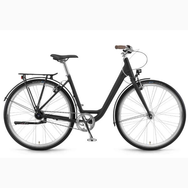 """Фото Велосипед Winora Lane Monotube 28"""" 7s Nexus  FW, рама 46см, 2018"""
