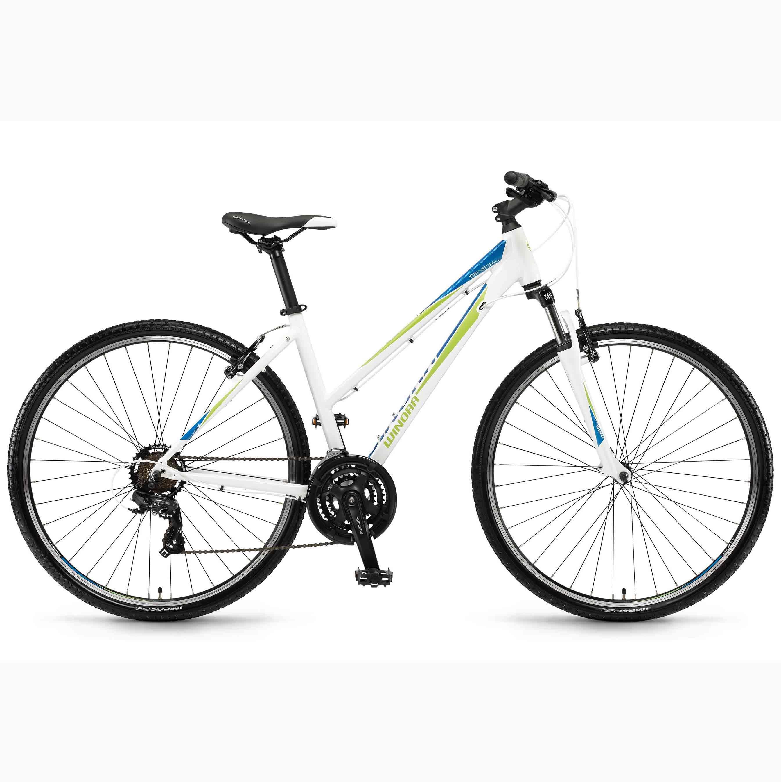 Фото Велосипед Winora Senegal lady 28″, рама 46см, 2018