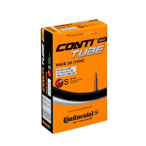 "Фото Камера Continental Race 28"", 18-622 -> 25-630, PR42mm"