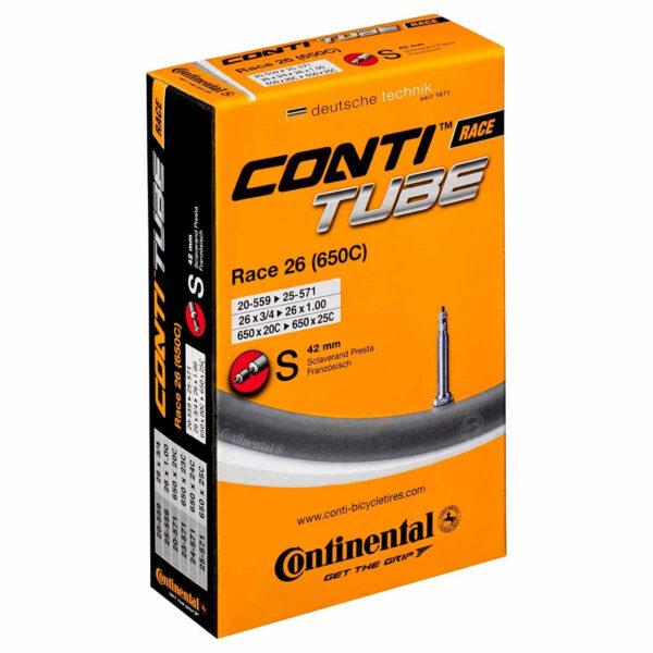 "Фото Камера Continental MTB 26""x1.75-2.5, 47-559 -> 62-559, PR42mm"