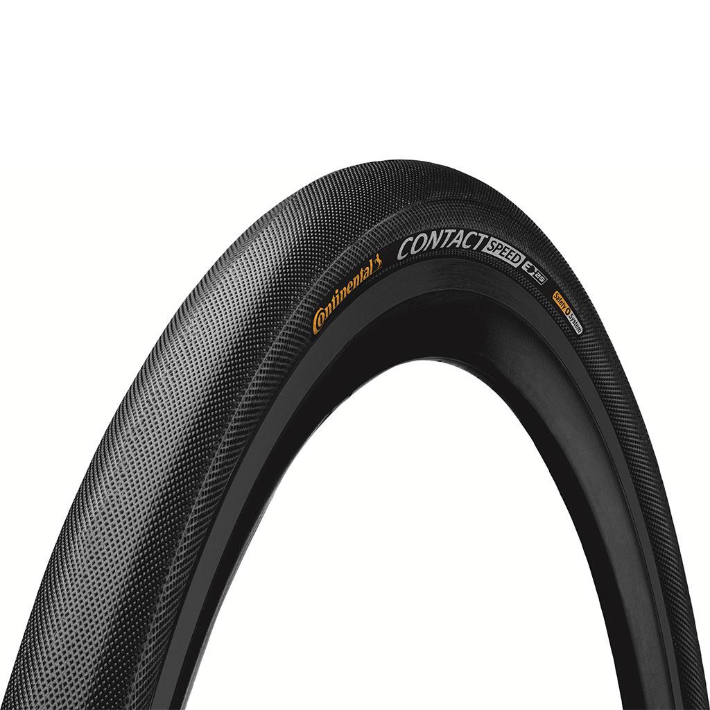 Фото Покрышка Continental CONTACT Speed 28″, 700x42C(40C), Double SafetyPlus Breaker, Skin Reflex
