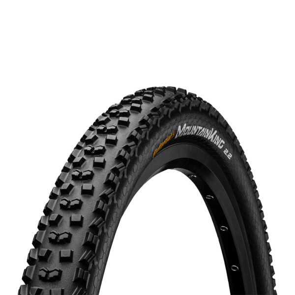 "Фото Покрышка Continental Mountain King 27.5""x2.2, Фолдинг, Tubeless, Performance (без уп.)"