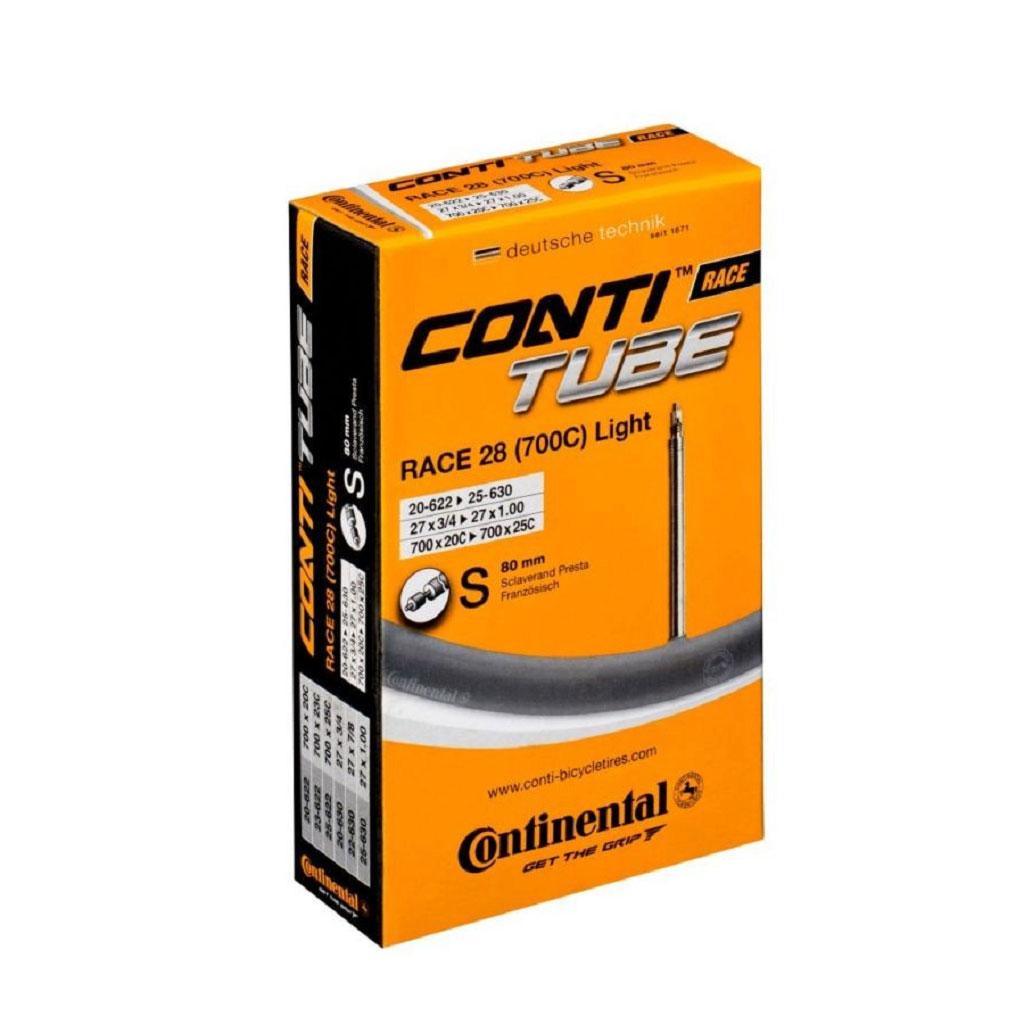 Фото Камера Continental Race 28″ Light, 18-622 -> 25-630, PR60mm
