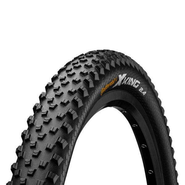 "Фото Покрышка Continental X-King  26""x 2,4, Фолдинг, Tubeless, Performance (без уп.)"