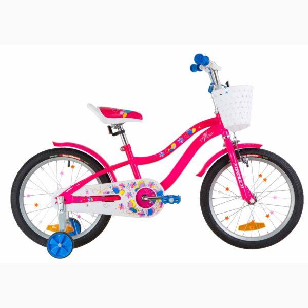 Фото Детский Велосипед 18 Formula ALICIA розовый  2019