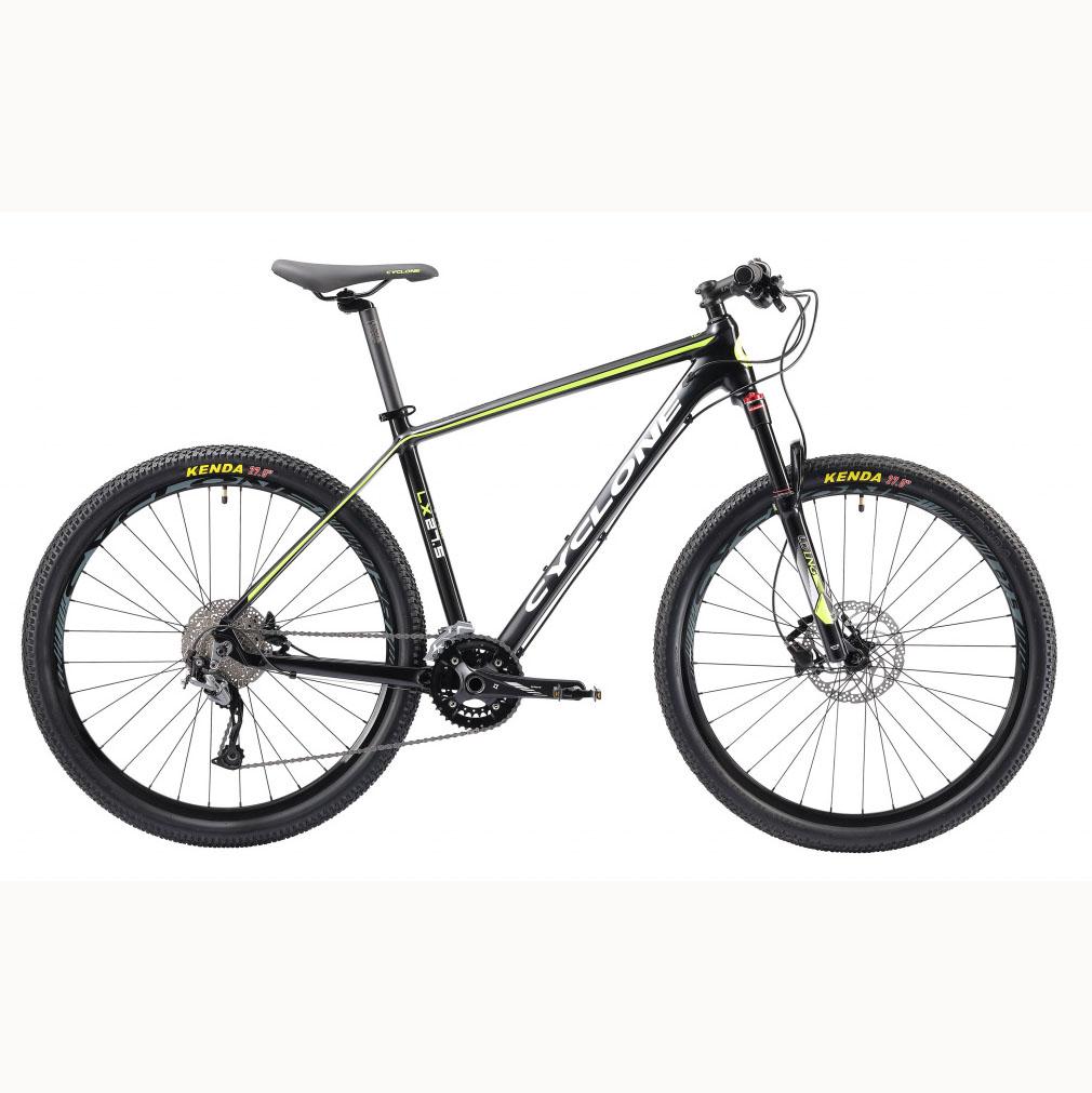 Фото Горный Велосипед Сyclone 27,5″ LX-650b   21″ (черный)