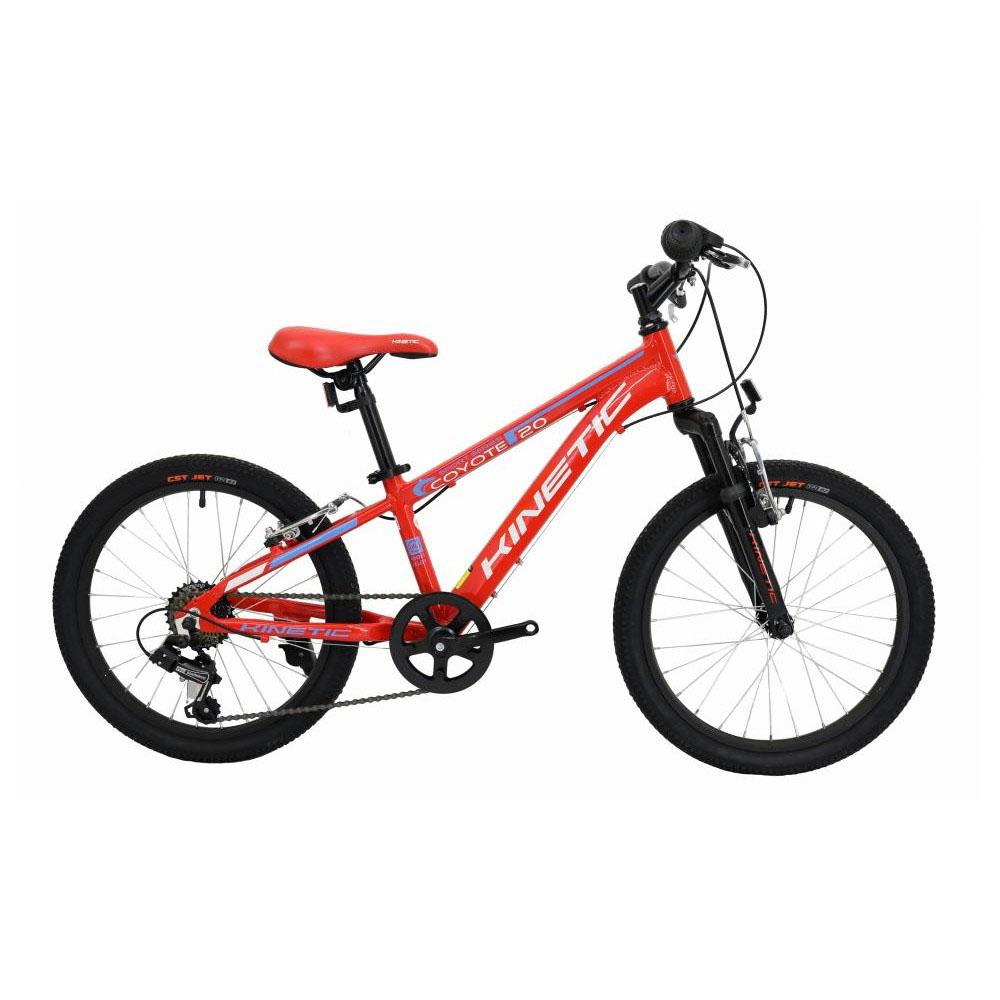 Фото Горный Детский Велосипед Kinetic 20″ COYOTE  11″ (красный)