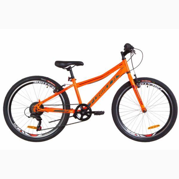 Фото Подростковый Велосипед 24 Formula FOREST оранжево-бирюзовый 2019