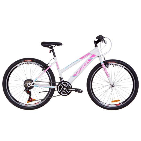 Фото Женский Велосипед 26 Discovery PASSION  фиолетовый с розовым 2019