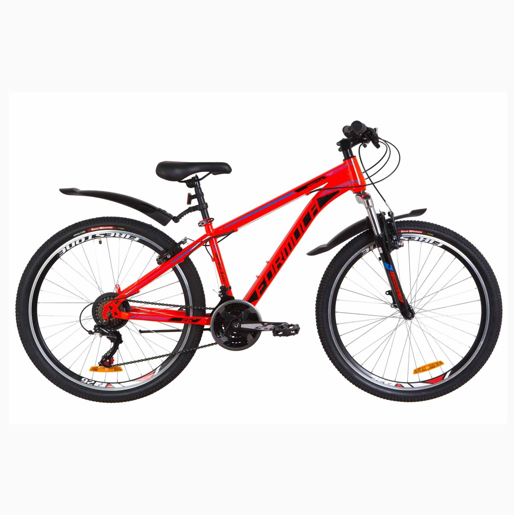 Фото Горный Велосипед 26 Formula SPECIAL красно-синий  с крылом Pl 2019