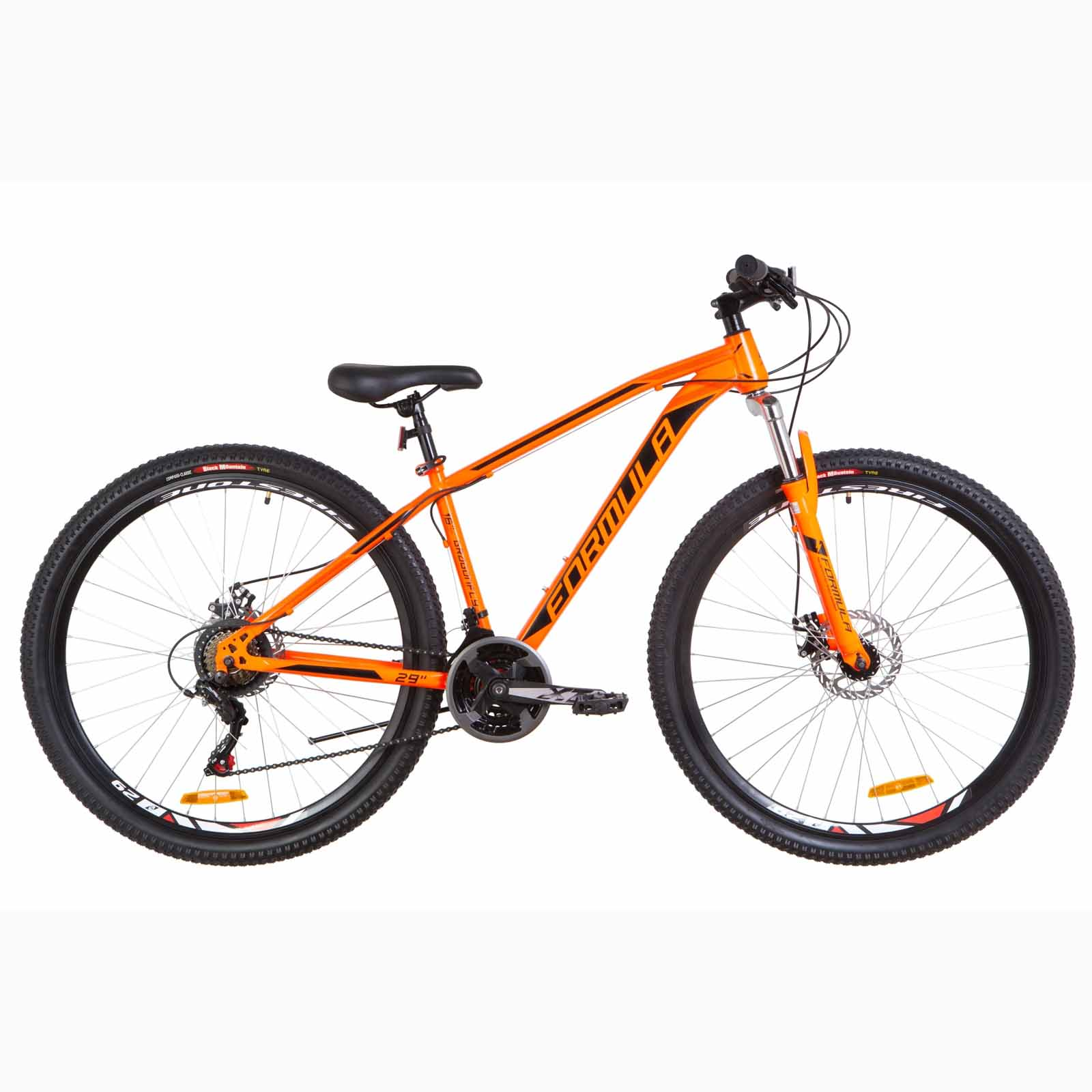 Фото Горный Велосипед 29 Formula DRAGONFLY  оранжевый (м)   2019