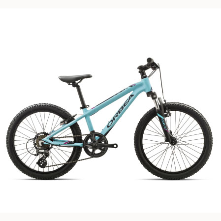 Фото Велосипед Orbea MX 20 XC 18 Blue — Pink