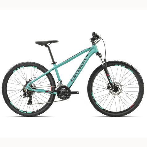 Фото Велосипед Orbea MX 26 DIRT 18 XS Green — Red