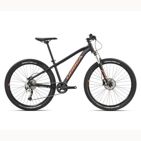 Фото Велосипед Orbea MX 26 TEAM 18 Black-orange