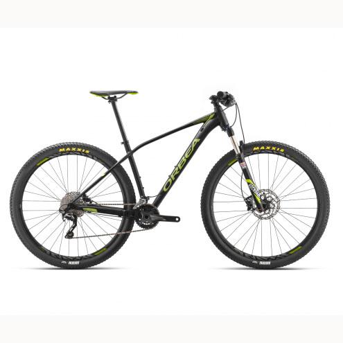 Фото Велосипед Orbea ALMA 27 H50 18 M Black — Pistachio