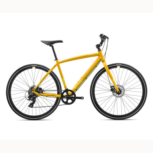 Фото Велосипед Orbea CARPE 40 18 L Yellow