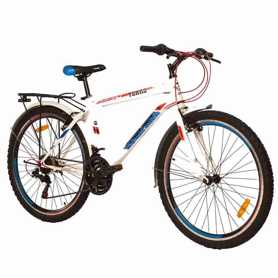 Фото Велосипед сталь Premier Texas 26 17″ matt white