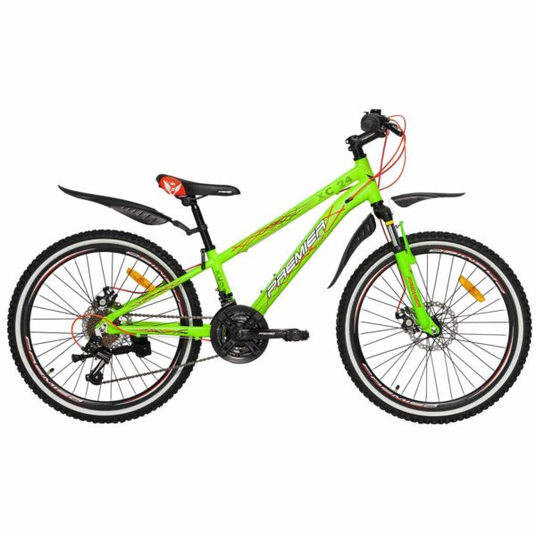 Фото Premier XC 24 Disc 11 [2018] Green (SP0004915)