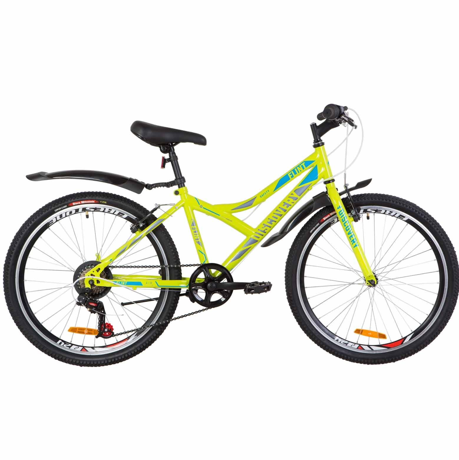 Фото Подростковый Велосипед 24 Discovery FLINT  2019