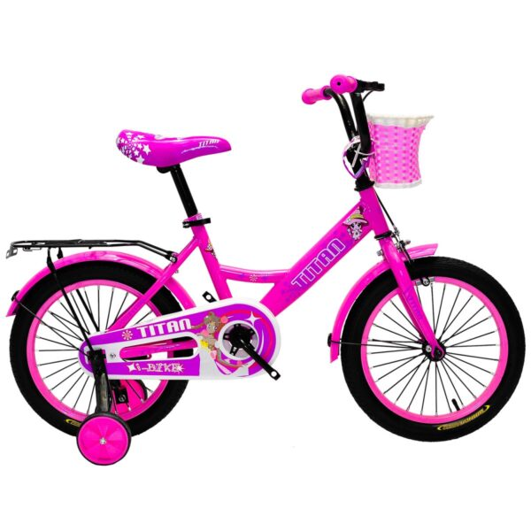 Фото Велосипед Titan Classic 16 розовый