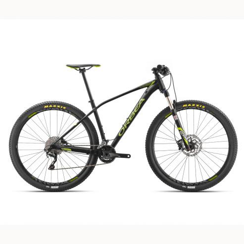 Фото Велосипед Orbea ALMA 29 H50 18 L Black — Pistach