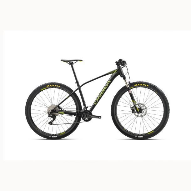 Фото Велосипед Orbea ALMA 29 H30 18 M Black — Pistach